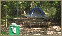 Tent Sites