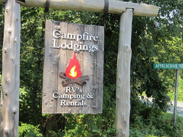 Campfire Lodgings - Open Year Round